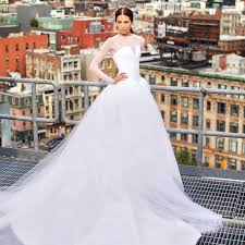 rachel katzman vera wang wedding dress popsugar fashion