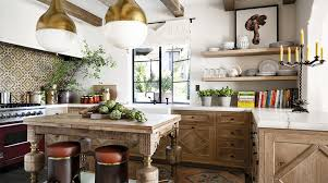 Colonial Home Interior Design Home Tour A California Hacienda Goes Vintage Global Coco