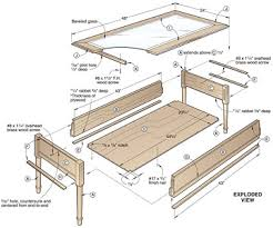 display coffee table plans how to build a display coffee table