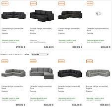 acheter canapé pas cher où acheter un canapé d angle convertible pas cher sur le web