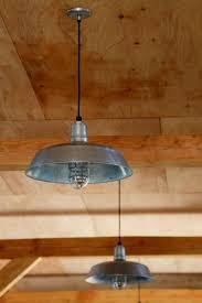 Galvanized Pendant Light Viewing Photos Of Galvanized Pendant Barn Lights Showing 5 Of 15