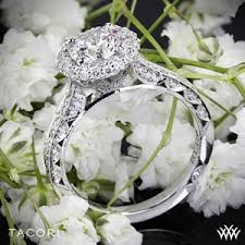 Flower Wedding Ring by Floral Diamond Rings U2013 Find Your Flower Engagement Ring