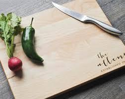 cutting board wedding gift on sale 15 personalized cutting board engraved cutting