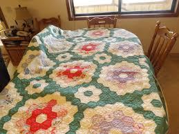 flower garden quilt pattern quilt heritage musuem