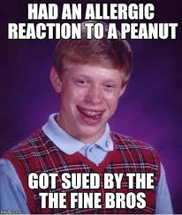 Poor Brian Meme - bad luck brian know your meme