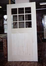 Wood Exterior Door Custom Built Wood Exterior Doors Entryway Arch Top Reproduction