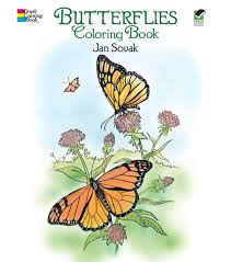 coloring pictures of small butterflies butterfly coloring book adult coloring books joann