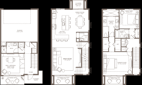 luxury townhouse floor plans plan 1 boca raton luxury homes 2 bed 3 5 bath den