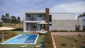 Modern Villas by Murter Croatia Land With A Project For Several Modern Villas On