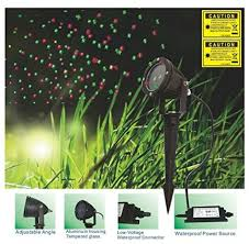Laser Light Decoration Christmas Light Projector For Decorating Outdoors