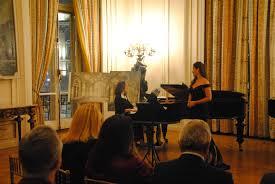 chambre de commerce franco autrichienne concert des voix étouffées 24 11 16 la en autriche