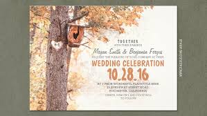 tree wedding invitations read more tree and owl birdhouse wedding invitations