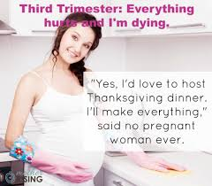 grocery list for thanksgiving dinner 5 mistakes pregnant women make around the holidays mother rising