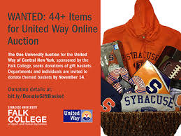 new york gift baskets wanted 44 items for united way gift basket online auction