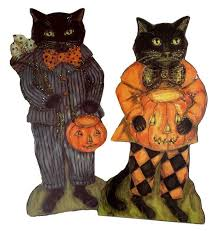 black cat halloween decorations halloween decorating ideas for the
