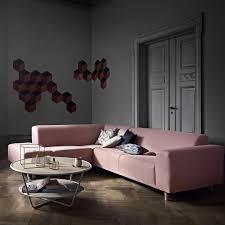 Corner Sofa Living Room Ideas Hannah 6 Seater Corner Sofa Upholstered In London Rosa Bolia