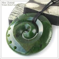 green stone necklace pendant images Kohi new zealand gifts rakuten global market that means axe jpg