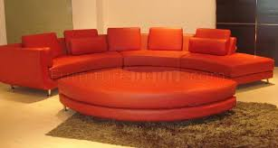 Leather Sectional Sofa Bed Cool Red Leather Sectional Sofa With Sofa Beds Design Mesmerizing