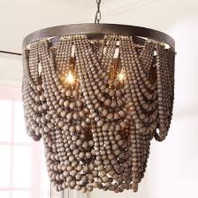 bead chandelier bohemia draped bead chandelier shades of light