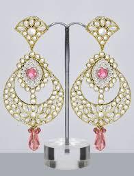 design of earing kundan jewellery designs earrings online shopping shop