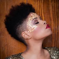 women natural hair cut with a fade natural hair fades archive tapered natural hair styles black women