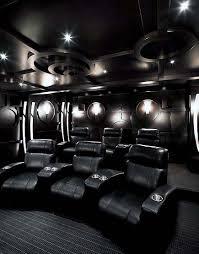 Home Theater Design Ideas For Men Movie Room Retreats - Home theatre design