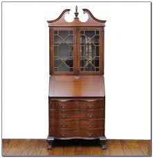 Black Computer Armoire Desk Antique Black Computer Desk With Hutch Harbor View Solid