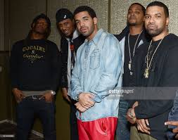 rapper drake house grey goose cherry noir toasts trey songz photos and images getty
