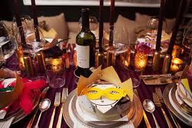 Elegant Dinner Party Menu How To Throw A Black Tie Mardi Gras Celebration Entertaining