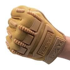 Online Shop Tactical Gloves For Men Fingerless Army Gloves