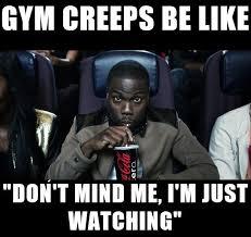 Funny Gym Meme - gym creeps funny gym meme