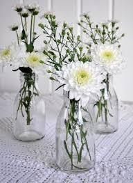 Milk Vases For Centerpieces by 20 Glass Dairy Bottles Milk Bottles Glass By Midnightowlcandleco