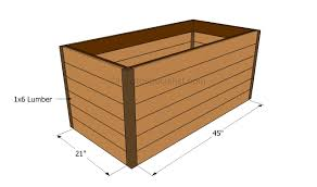 Homemade Wooden Toy Chest by How To Build A Toy Box Howtospecialist How To Build Step By
