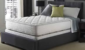 queen serta perfect sleeper sapphire suite double sided firm mattress