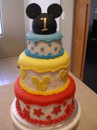 mickey mouse birthday cakes for boys u2014 fitfru style