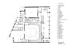 Globe Theatre Floor Plan Gallery Of Everyman Theatre Haworth Tompkins 17