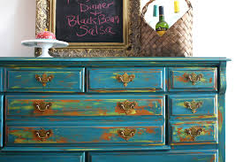 the turquoise iris furniture u0026 art teal buffet dresser