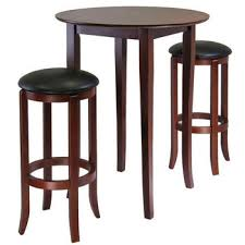 High Bistro Table Set Outdoor Pub Tables U0026 Stool Sets For The Bar Game Room Or Kitchen At Great
