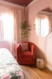 inspired bedroom a 70s inspired bedroom makeover that s modern fresh and pink