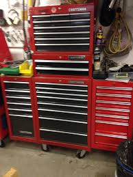 stacking craftsman middle tool boxes the garage journal board
