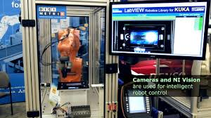 may i program kuka robot with labview youtube