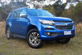 holden car truck holden trailblazer lt 2017 review carsguide