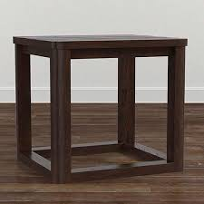 Oak End Tables Living Room End Tables Bassett Accent Tables