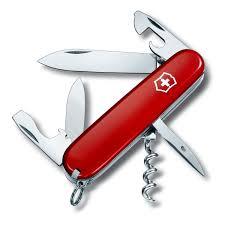 red spartan 91mm tool pocket knife victorinox swiss army 53151 ebay