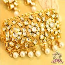 necklace choker set images Buy royal kundan pearl choker necklace set online JPG