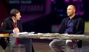 Questa sera puntata monografica di ''Che tempo che fa'' con Roberto Saviano