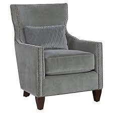 Velvet Vanity Chair Accent Chairs Living Room Furniture One Kings Lane