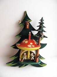 Wooden German Christmas Tree Decorations by Vintage Steinbach Germany Christmas Tree U0026 By Oldendayjoy On Etsy