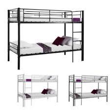 Bed Frames Montreal Montreal Single 3ft Bunk Bed Frame Metal Sleeper For