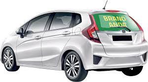 car com sticar drive it earn it